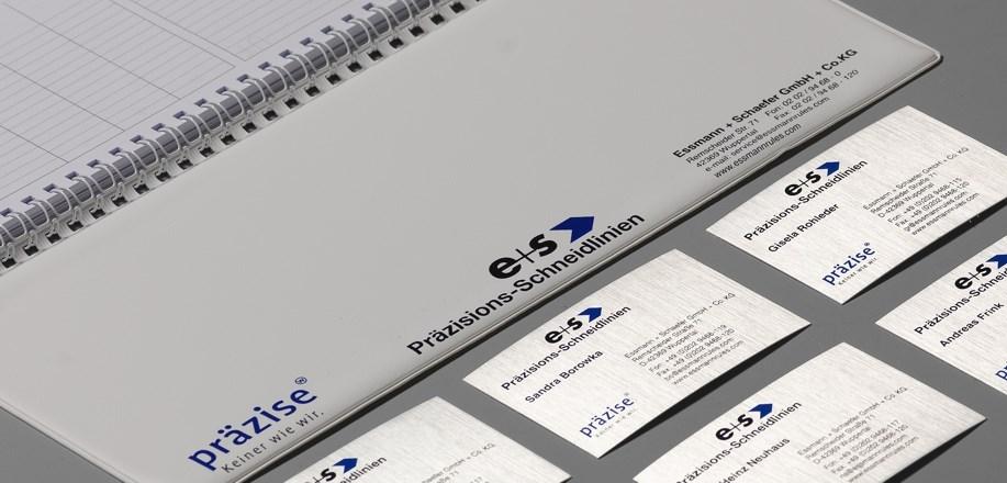 Essmann + Schaefer GmbH+Co.KG – Präzisions-Schneidlinien